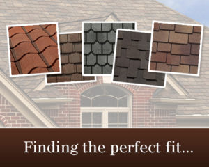 Choosing a Material for Your Roof